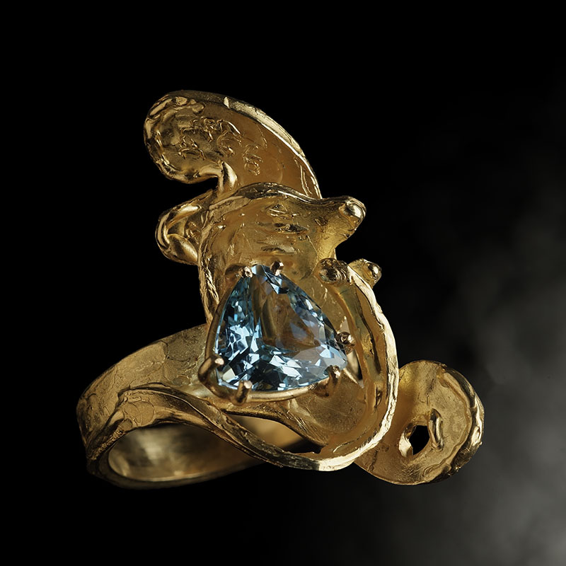 Anello-in-Oro-Angelo